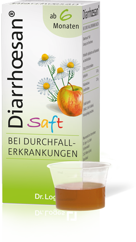 Diarrhoesan 200ml Verpackung Hilfe bei Durchfall